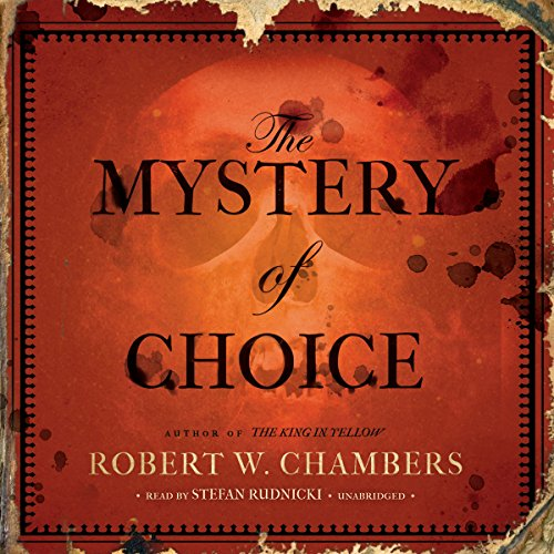 The Mystery of Choice cover art