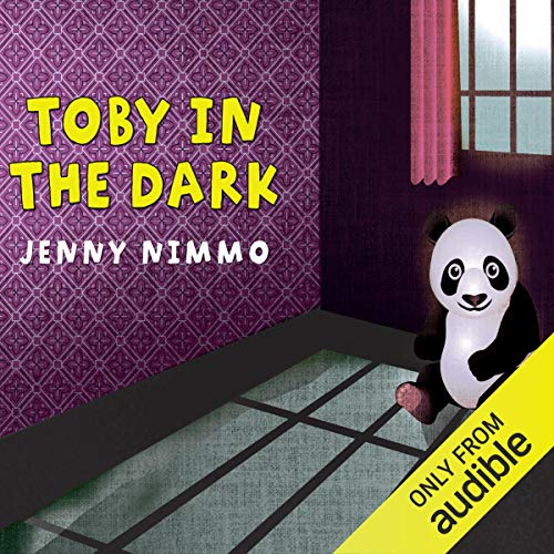 Toby in the Dark cover art