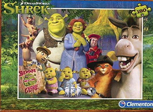 Puzzle Shrek Dreamworks 180pz