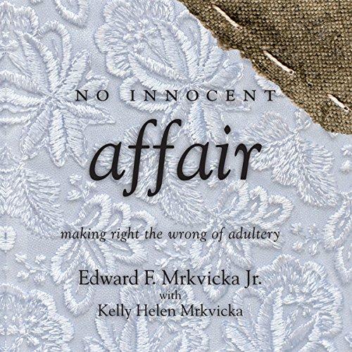 No Innocent Affair audiobook cover art