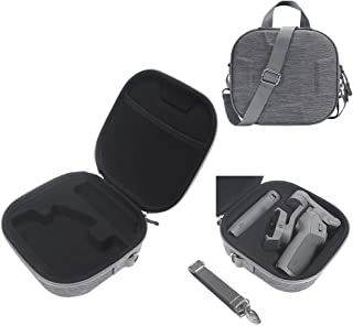 Esimen Hard Case for DJI OM 4/DJI OSMO Mobile 3 Travel Bag 3-axis Handheld Gimbal Stabilizer Tripod,Smartphone and More Ac...
