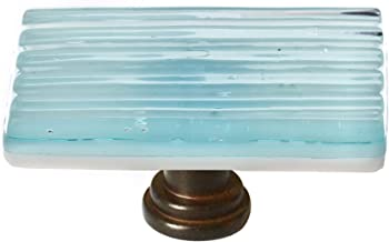product image for Sietto LK-801-ORB Texture 2 Inch Long Rectangular Cabinet Knob