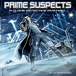 Prime Suspects audiobook cover art