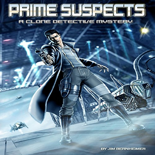 Prime Suspects cover art