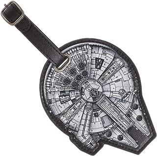 Star Wars Millenium Luggage Travel ID Tag