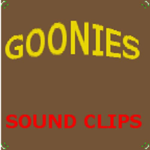 Sounds from HIT movie Goonies