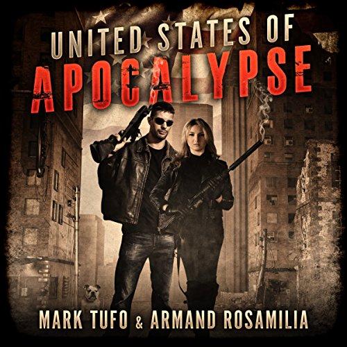United States of Apocalypse audiobook cover art