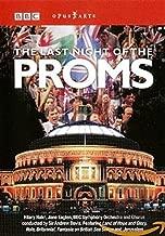 bbc last night of the proms dvd