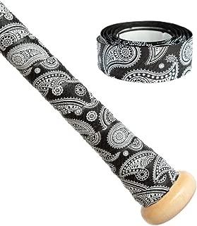 Koa Baseball Bat Grips - Handle Grip Tape Wrap for Baseball, Softball, Lacrosse, Cricket, Tennis, Golf, Hockey, Racquet, Badminton, Bike Handle Bars, Ping-Pong Paddles and More! 1.8mm in Thickness!