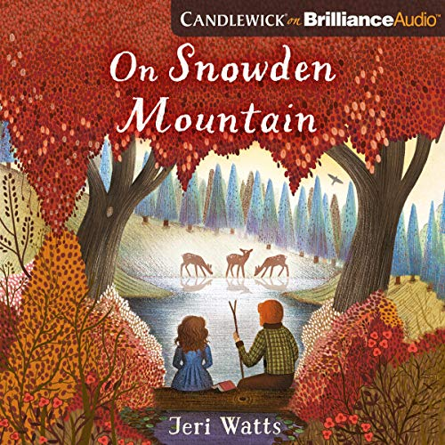 On Snowden Mountain audiobook cover art