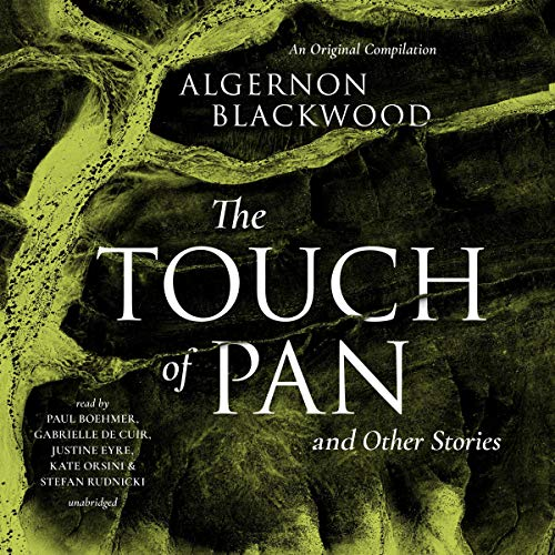 The Touch of Pan & Other Stories Titelbild
