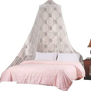 GOLF Jumbo Mosquito Net for Bed, Queen Size, White, 1,