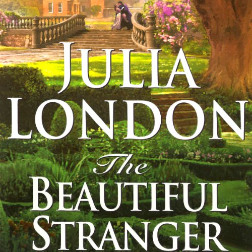 The Beautiful Stranger audiobook cover art