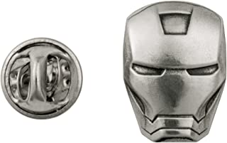 Royal Selangor Hand Finished Marvel Collection Pewter Iron Man Lapel Pin