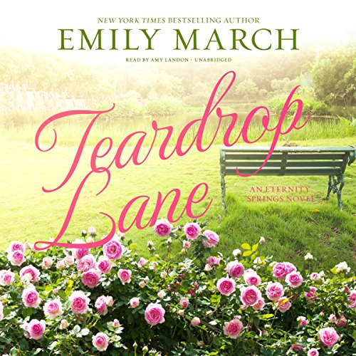 Teardrop Lane audiobook cover art