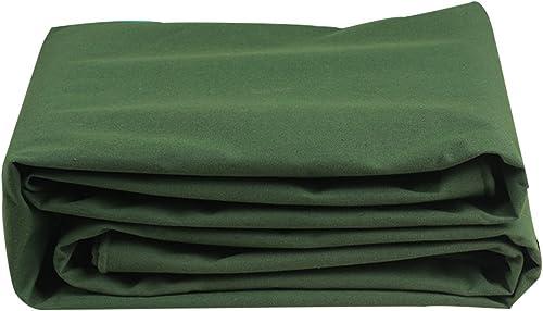 WQQTT-Tarpaulin Bache Lourde Verte, Couverture de Piscine ou de Piscine Tissu imperméable épaissi (Couleur   Vert, Taille   2 X 2M)