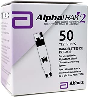 Zoetis / Abbott Alphatrak 2 Dog / Cat Test Strips 50ct