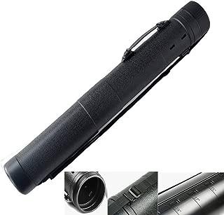 adjustable diameter tube
