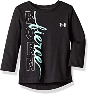 Under Armour Baby Girls Long Sleeve Graphic Tee