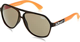نظارات شمسية التراستاكر للرجال من سوبردراي، لون بني، مقاس 61-13-140 ملم، ULTRASTACKER-SDULTRASTACKER-170