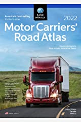 2022 Motor Carriers' Road Atlas (Rand McNally Motor Carriers' Road Atlas) Paperback