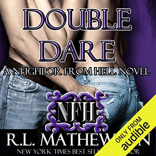 Double Dare audiobook cover art