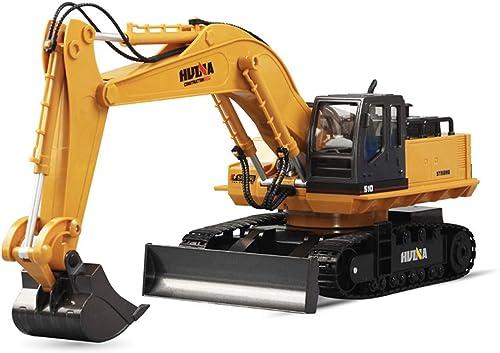 envío rápido en todo el mundo Z@xb Tractor Funcional Lleno de la la la construcción del excavador teledirigido, excavador Recargable del camión de RC con el transmisor 2.4GHz  Entrega rápida y envío gratis en todos los pedidos.