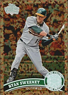2011 Topps Cognac Diamond Anniversary #493 Ryan Sweeney Oakland Athletics (Update Series Only) MLB Baseball Card NM-MT