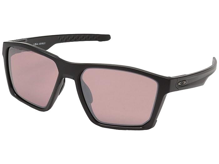 Oakley Targetline (Matte Black w/ Prizm Dark Golf) Athletic Performance Sport Sunglasses