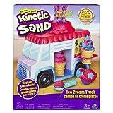 Kinetic Sand- Camión de Helado, Color Multicolor. (Spin Master Toys Ltd 6035805)