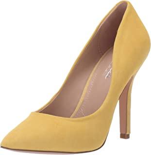 Best yellow satin pumps Reviews