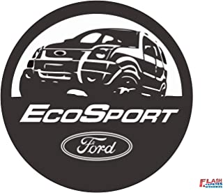Capa de Estepe Ecosport Flash Tapetes & Acessórios ECOSPORT ARO 16