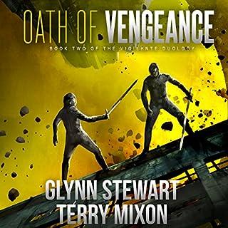 Page de couverture de Oath of Vengeance