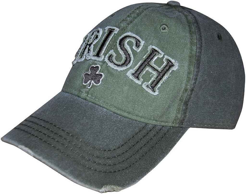 Croker Irish Shamrock Baseball Cap One Fits All Mens G Hat 40% OFF Cheap Sale Size Max 59% OFF
