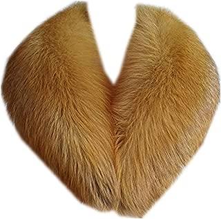 Fox Fur Collar Boa Scarf Women Winter Neck Warmer Scarves Wrap