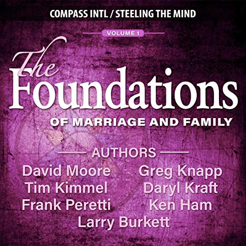 The Foundations of Marriage & Family Vol. 1 audiobook cover art