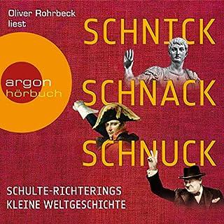 Schnick, Schnack, Schnuck Titelbild