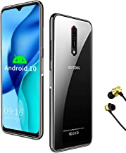 Android 10.0 Smartphone Unlocked, 10 Core 2.3Ghz CPU 6GB/64GB/256GB Dual 5G WiFi & 4G LTE SIM 4500mAh 6.5'' 2k Display, 16...