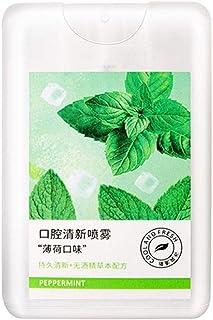 Mouth Spray Breath Freshener Oral Spray Herbal Fresh Breath Remove Bad Breath Smoke Breath Fresh ACC12