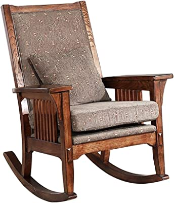Amazon Com Furniture Of America Betty Rocking Chair