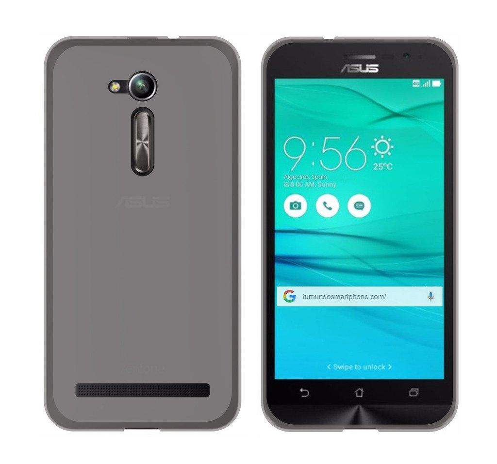 Tumundosmartphone Funda Gel TPU para ASUS ZENFONE GO 5