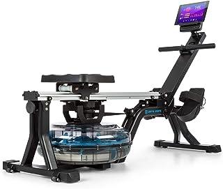 comprar comparacion Capital Sports Flow - Máquina de Remode Agua, Banco de Remo, 80 cm de Largo, Ordenador con Pantalla LCD, Soporte para tab...