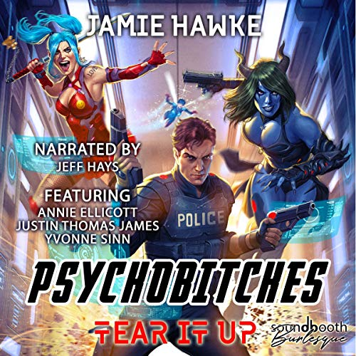 Page de couverture de Psychobitches: Tear It Up