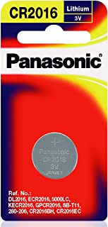 Panasonic 3V Lithium Battery (CR-2016)