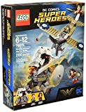 LEGO 76075 DC Super Heroes Wonder Woman Warrior Battle Set