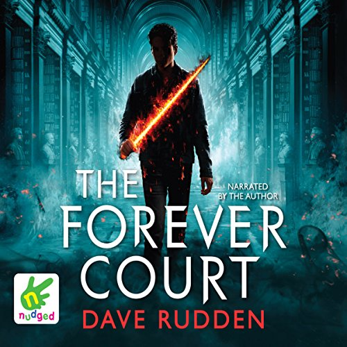 The Forever Court audiobook cover art