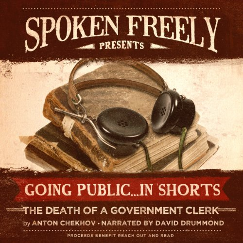 The Death of a Government Clerk audiobook cover art