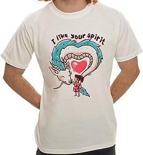 Camiseta I Like Your Spirit - Masculina