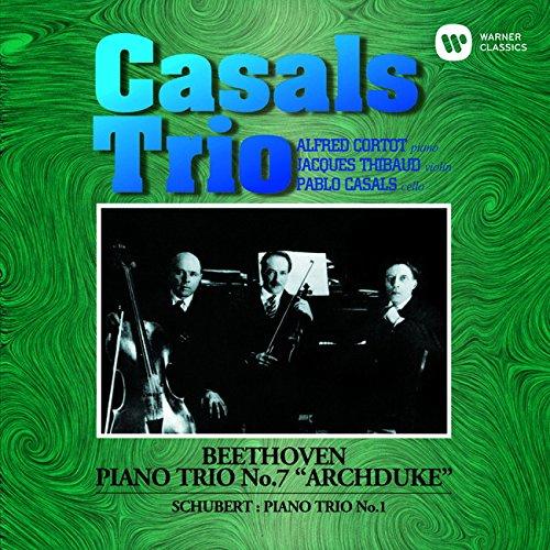 ベートーヴェン:大公トリオ、シューベルト:ピアノ三重奏曲第1番