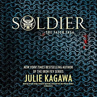 Soldier audiobook cover art